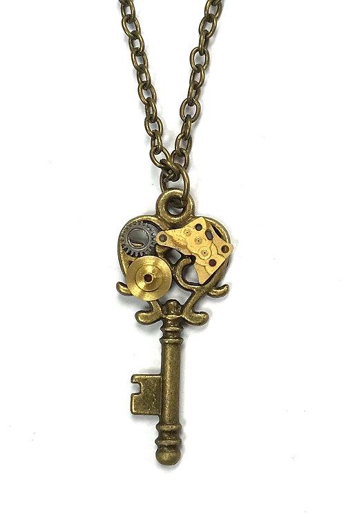 Bronze Small Key