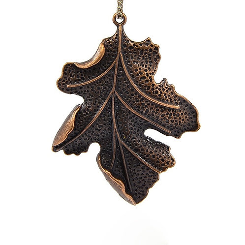 Oak Leaf - Copper