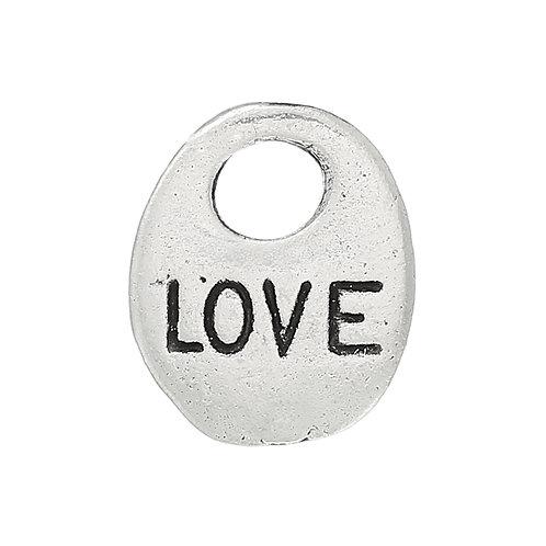 Love Token - Silver