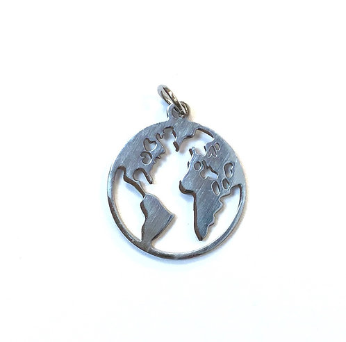 Stainless Steel Pendant Charm
