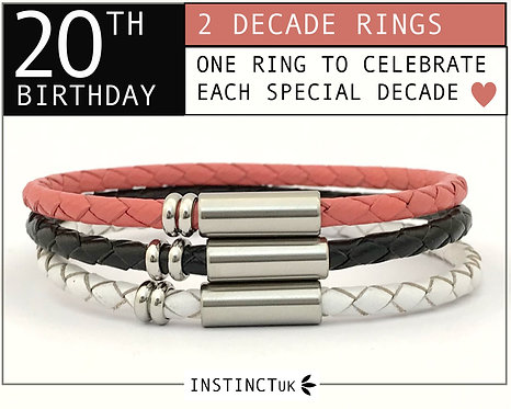 20TH DECADE BRACELET FOR HER