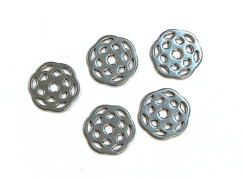 Stainless Steel Flower Connector