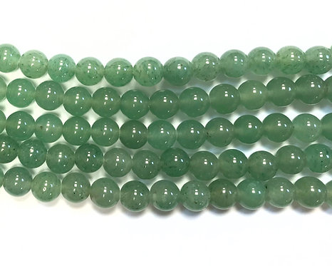8mm Aventurine Beads