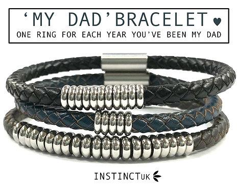 bracelet gift for dad