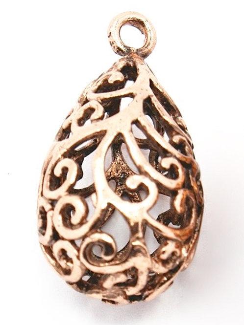 Hollow Drop - Copper
