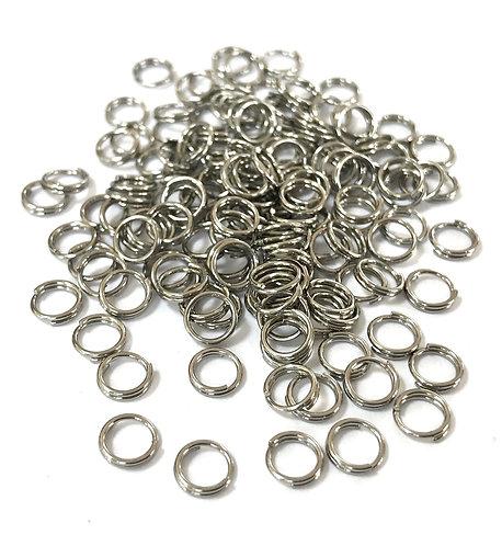 stainless steel split rings 5mm