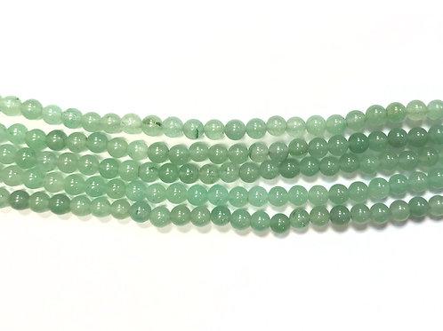 4mm Aventurine Beads