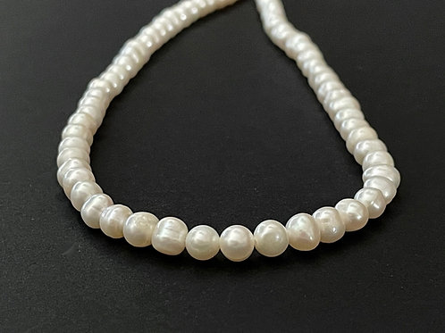 ivory pearl beads