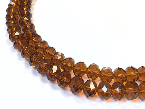 crystal glass beads 10mm