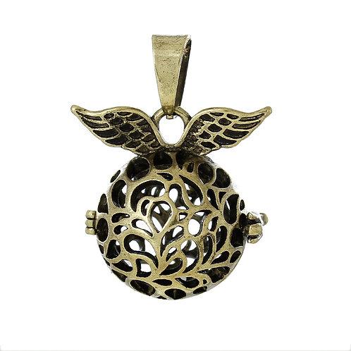 Wing Wish Box - Bronze