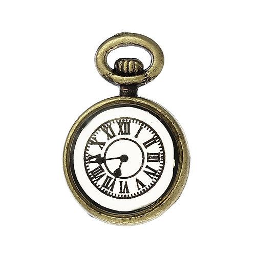 Mini Watch Fob - Bronze