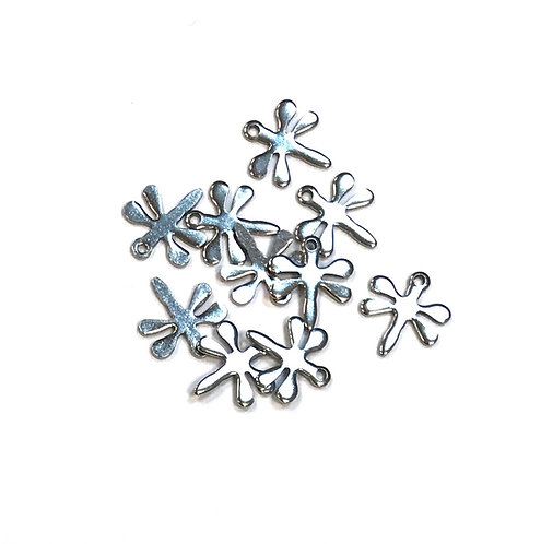 Stainless Steel Mini Dragonfly Charm