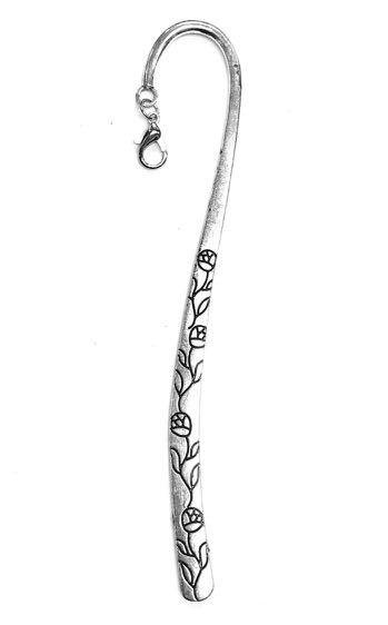 Bookmark - Silver