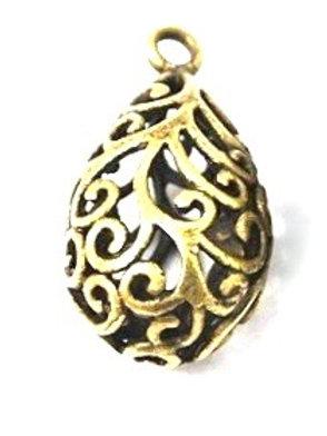 Hollow Drop - Bronze