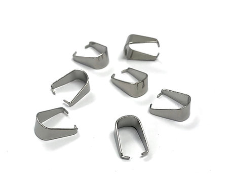 stainless steel pinch bail