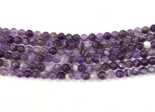 6mm Amethyst Beads