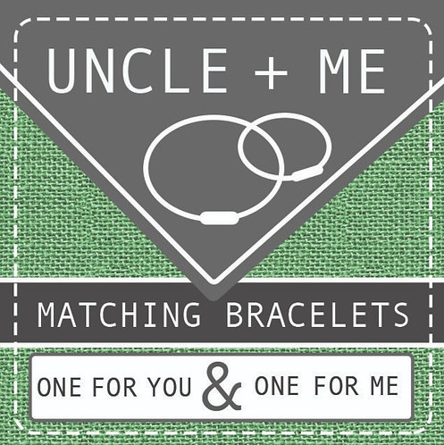 UNCLE + ME info cards