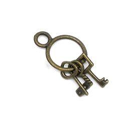 Bunch of Keys - Bronze