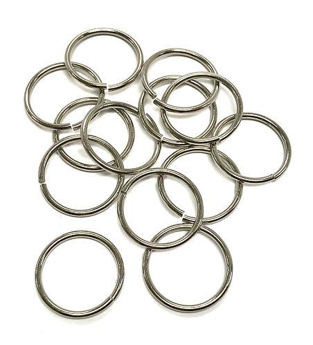 stainless steel jump rings 22mm