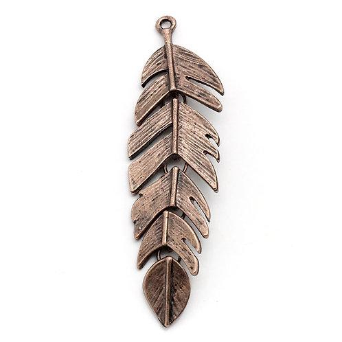 Leaf - Copper