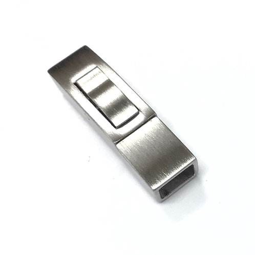 Stainless Steel Bayonet Clasp - Fit 5x3.5mm