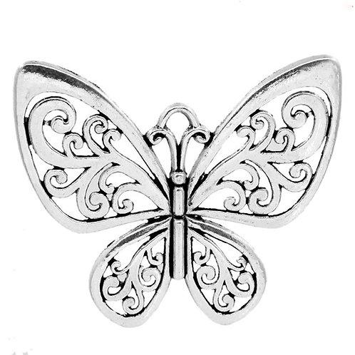 Butterfly - Silver