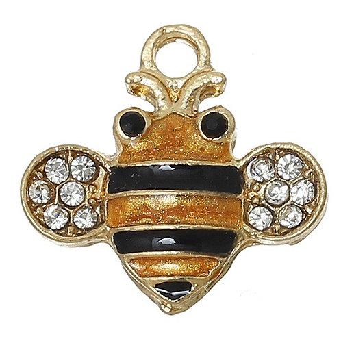 Bee - Light Gold