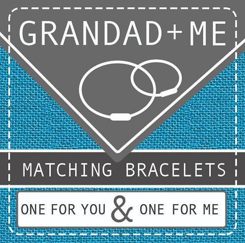 GRANDAD + ME info card