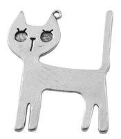 Cat - Silver