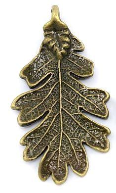 Leaf - Bronze