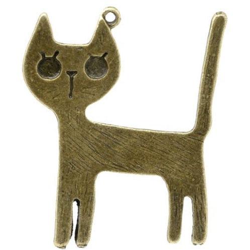 Cat - Bronze
