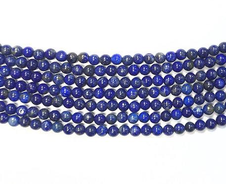 4mm Lapis Lazuli Beads