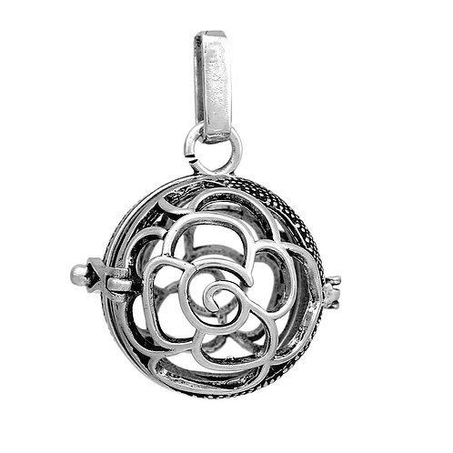 Rose Wish Box - Silver