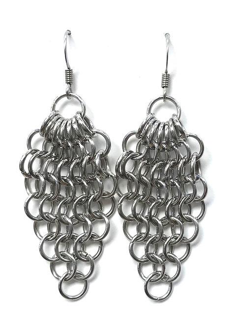 European Earrings (Long)