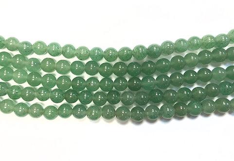 6mm Aventurine Beads