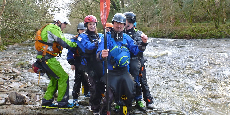 White Water Safety and Rescue (WWSR) Training with Fluid Skills