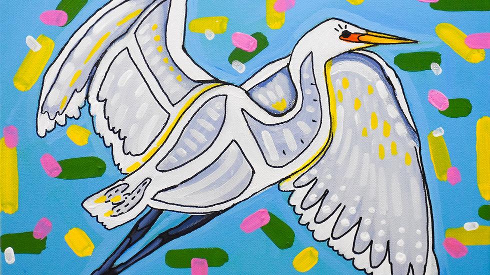 """""""Free Bird"""" Print"""