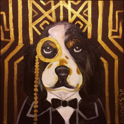 Gatsby (pets personified)