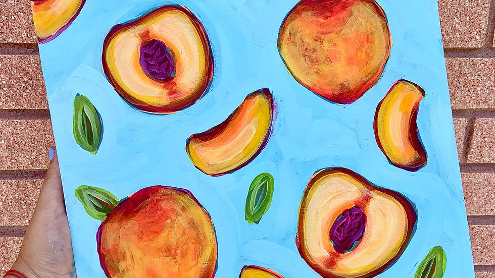Peaches study