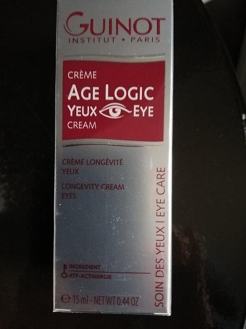 Age Logic Yeux