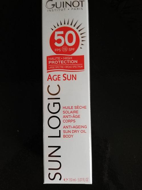 Age Sun Huile SPF 50 body spray