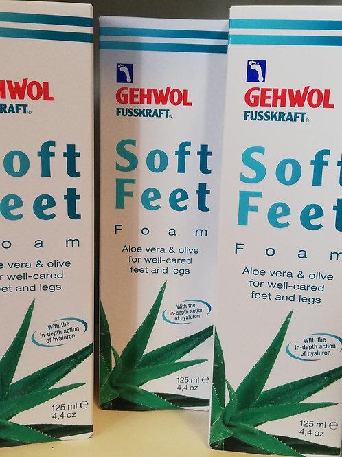 Soft feet foam