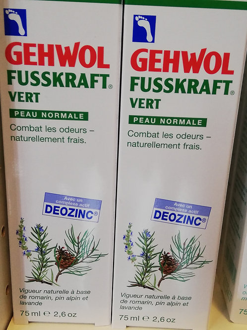 Fusskraft Green