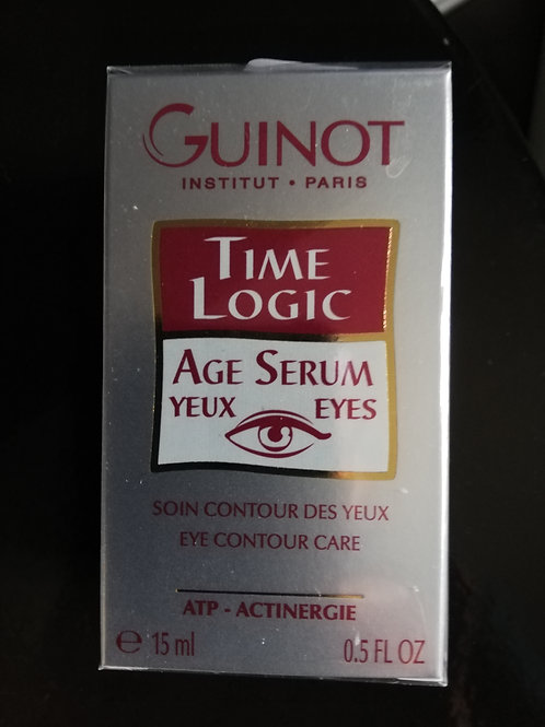 Time Logic Serum Yeux, nattserum til øyne