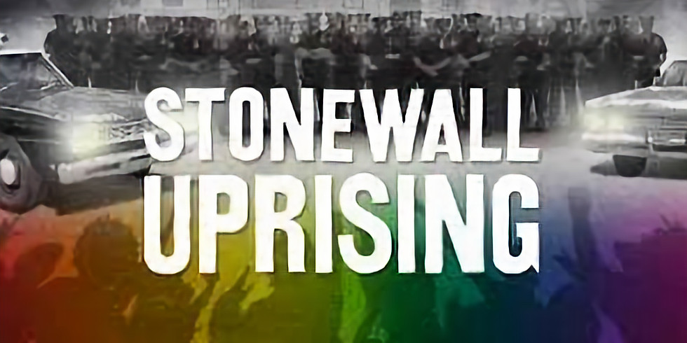 Pride at FilmScene: Stonewall Uprising