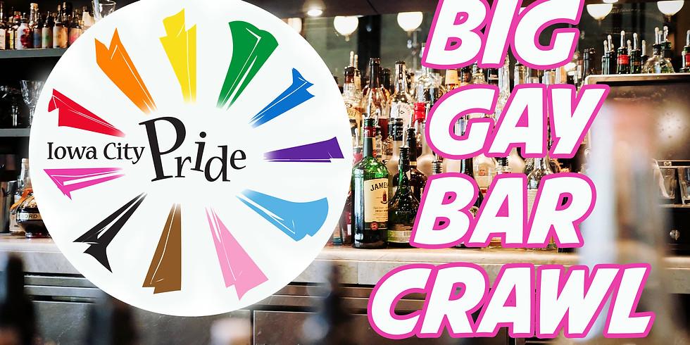 Big Gay Bar Crawl
