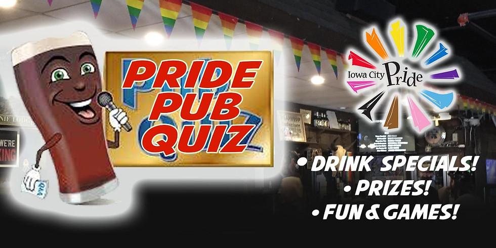 Pride Pub Quiz