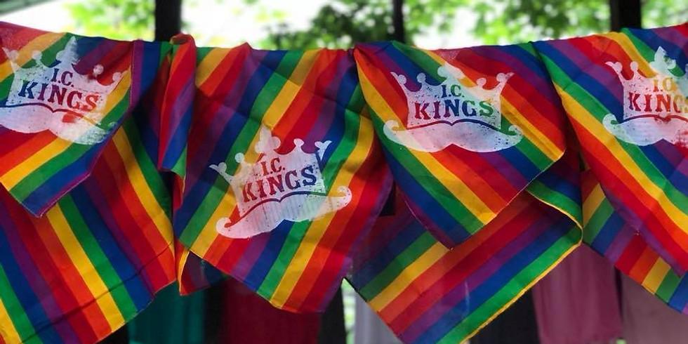 I.C. Kings at Pride 2019!