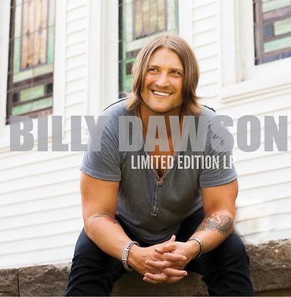 Billy Dawson Limited Edition CD
