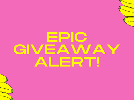 EPIC Giveaway!!
